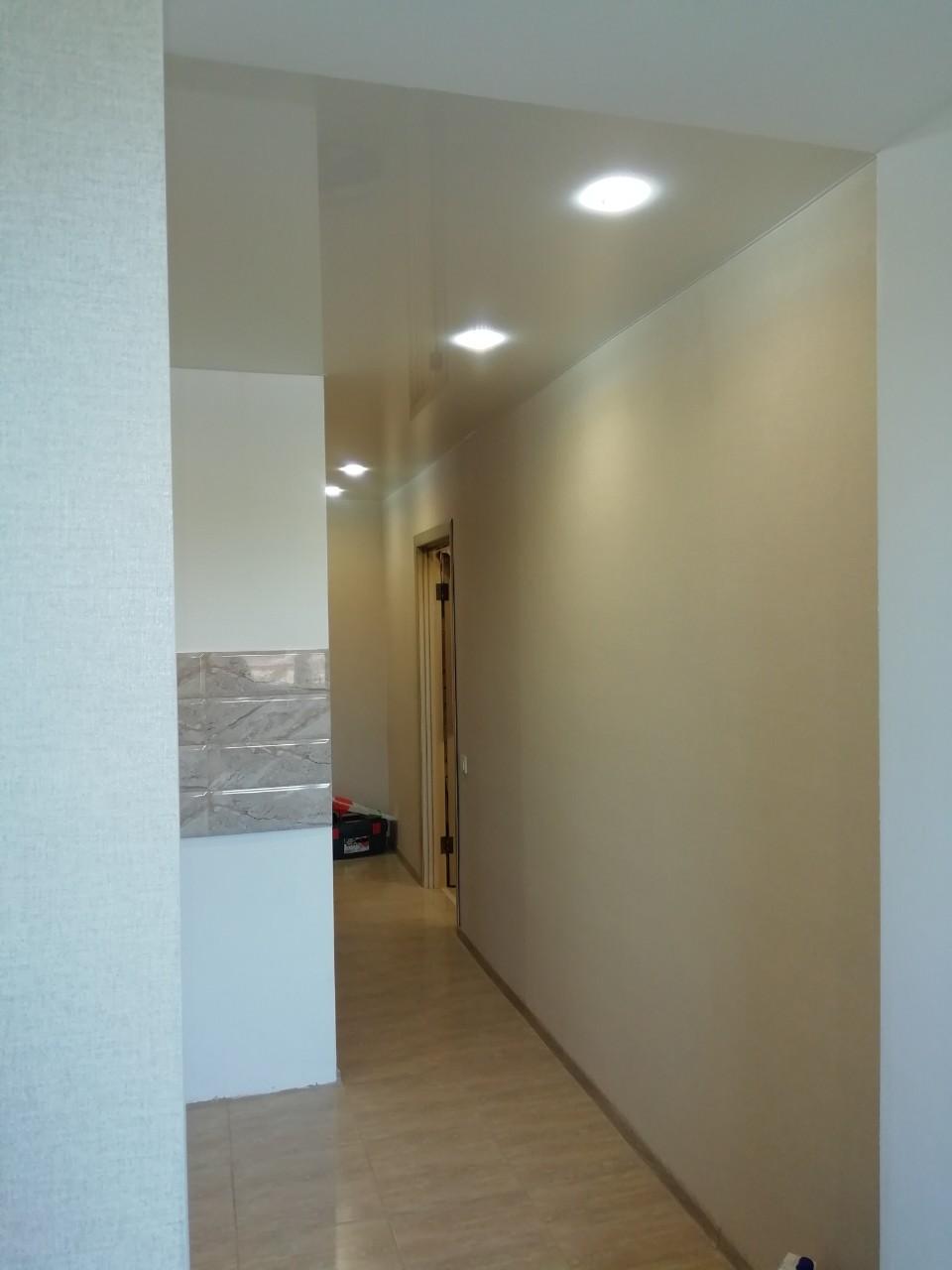 Ремонт квартир в Севастополе. Коридор